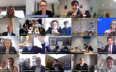 Autumn 2020 Members' Assembly virtually at Charité